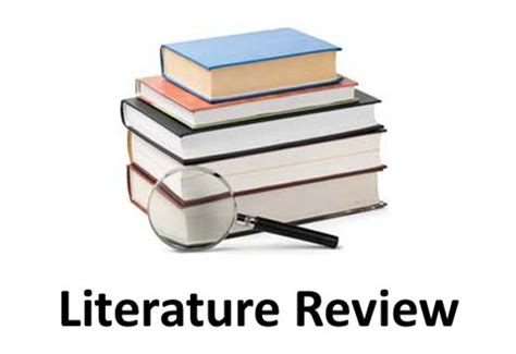 Literature review in self leadership